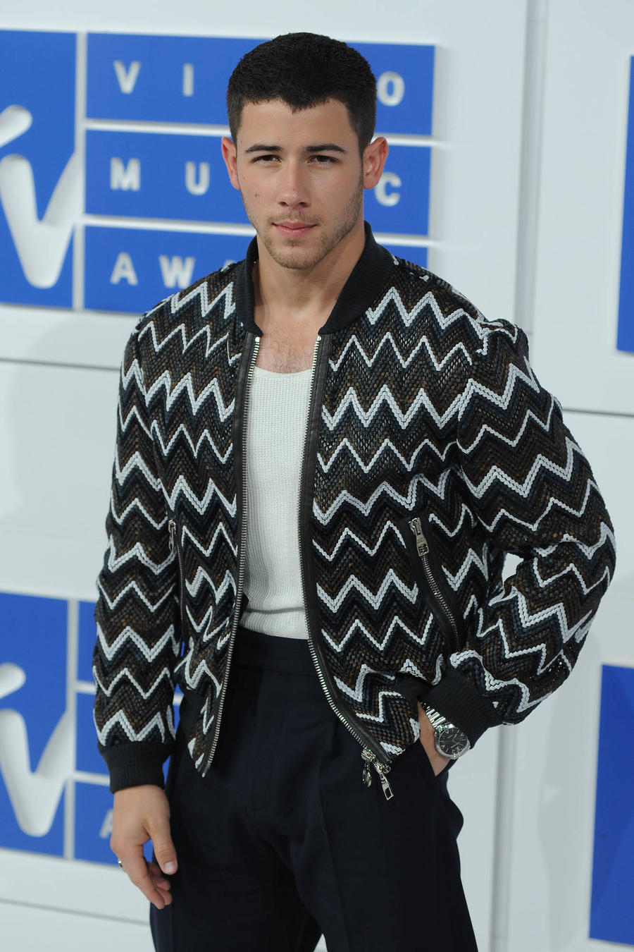 Nick Jonas Tried To Vote At Wrong Polling Station