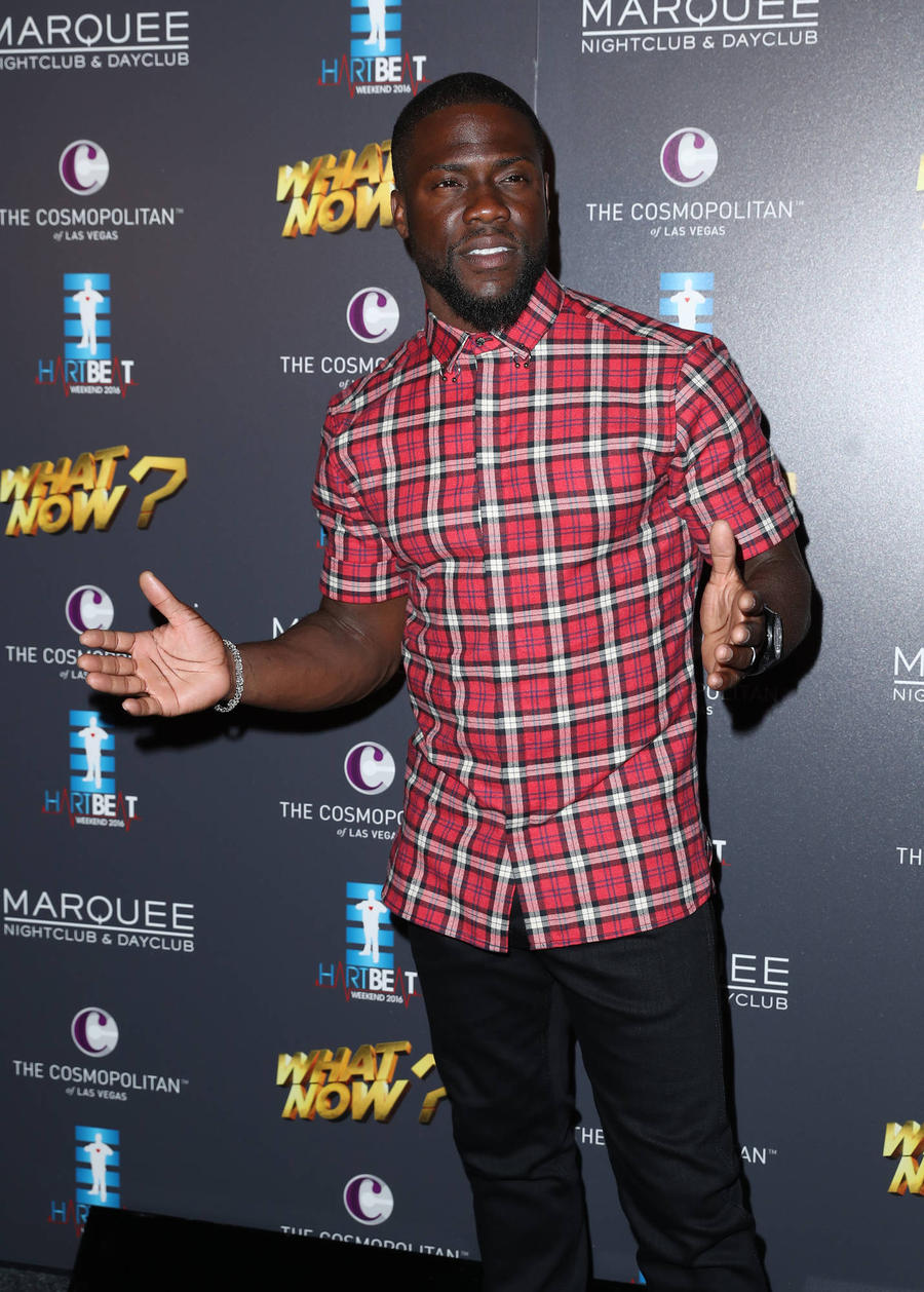 Kevin Hart: 'I Messed Up My First Marriage'