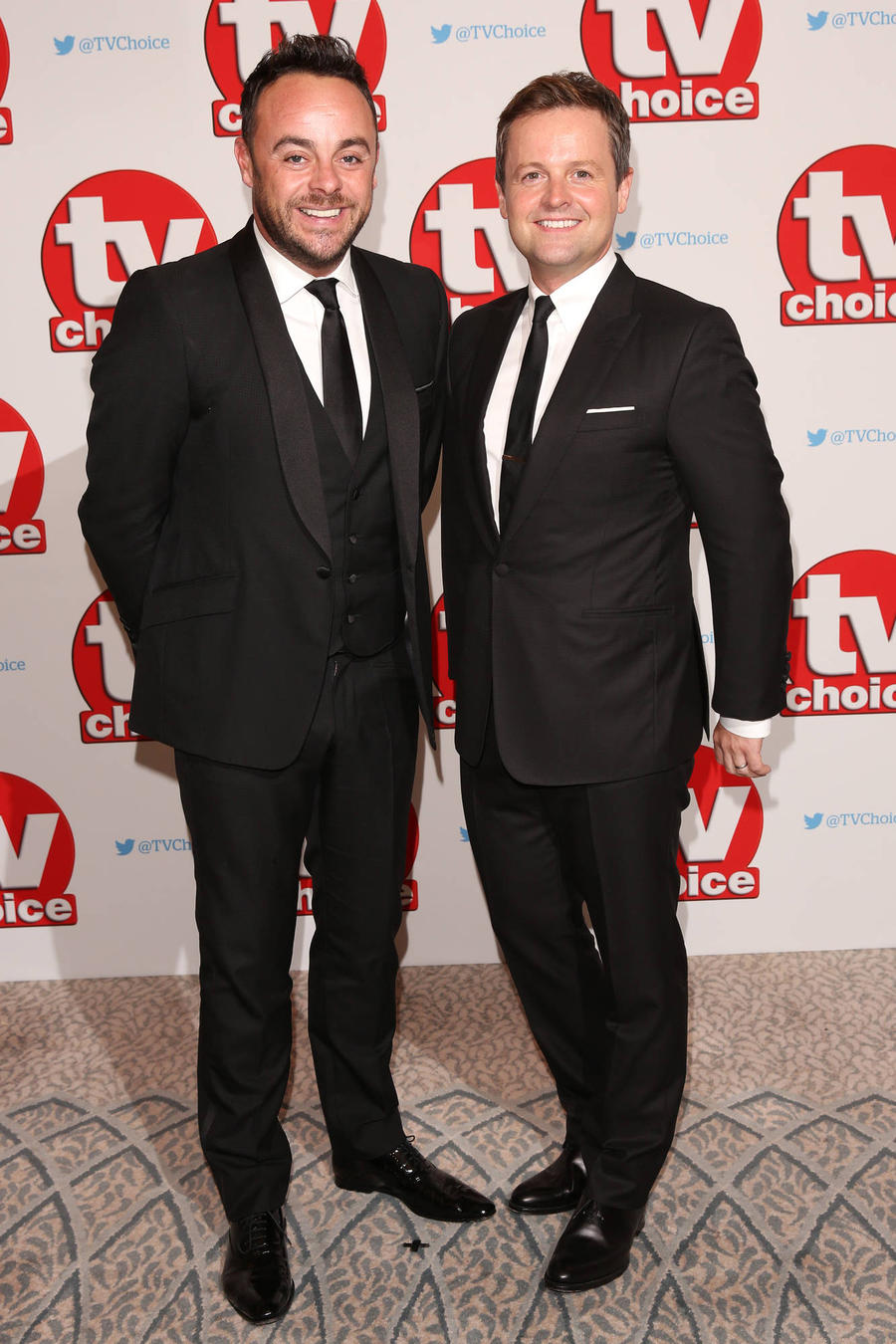 Ant & Dec Are Triple Winners At Britain's National Television Awards