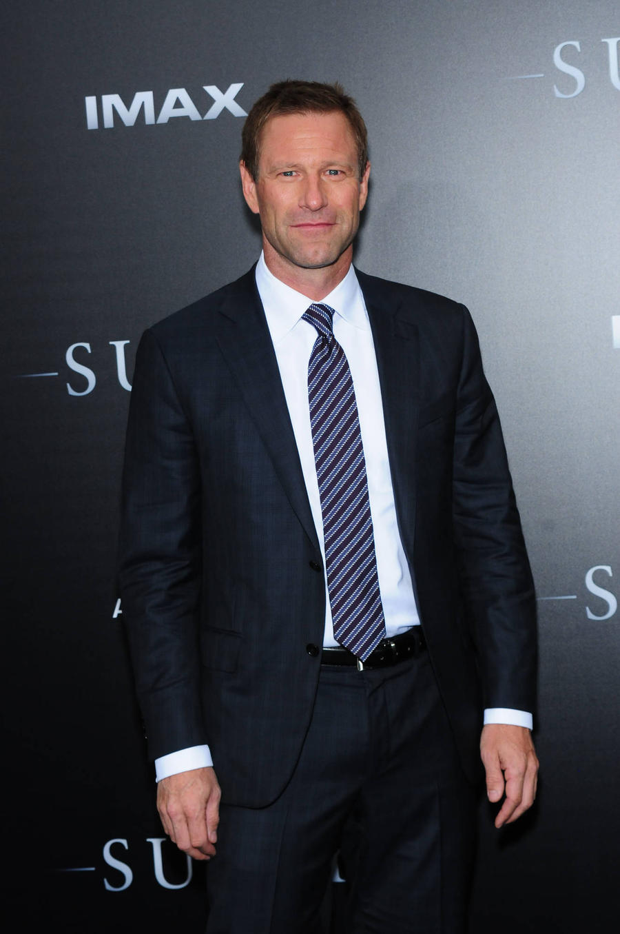 Aaron Eckhart Working On Directorial Debut