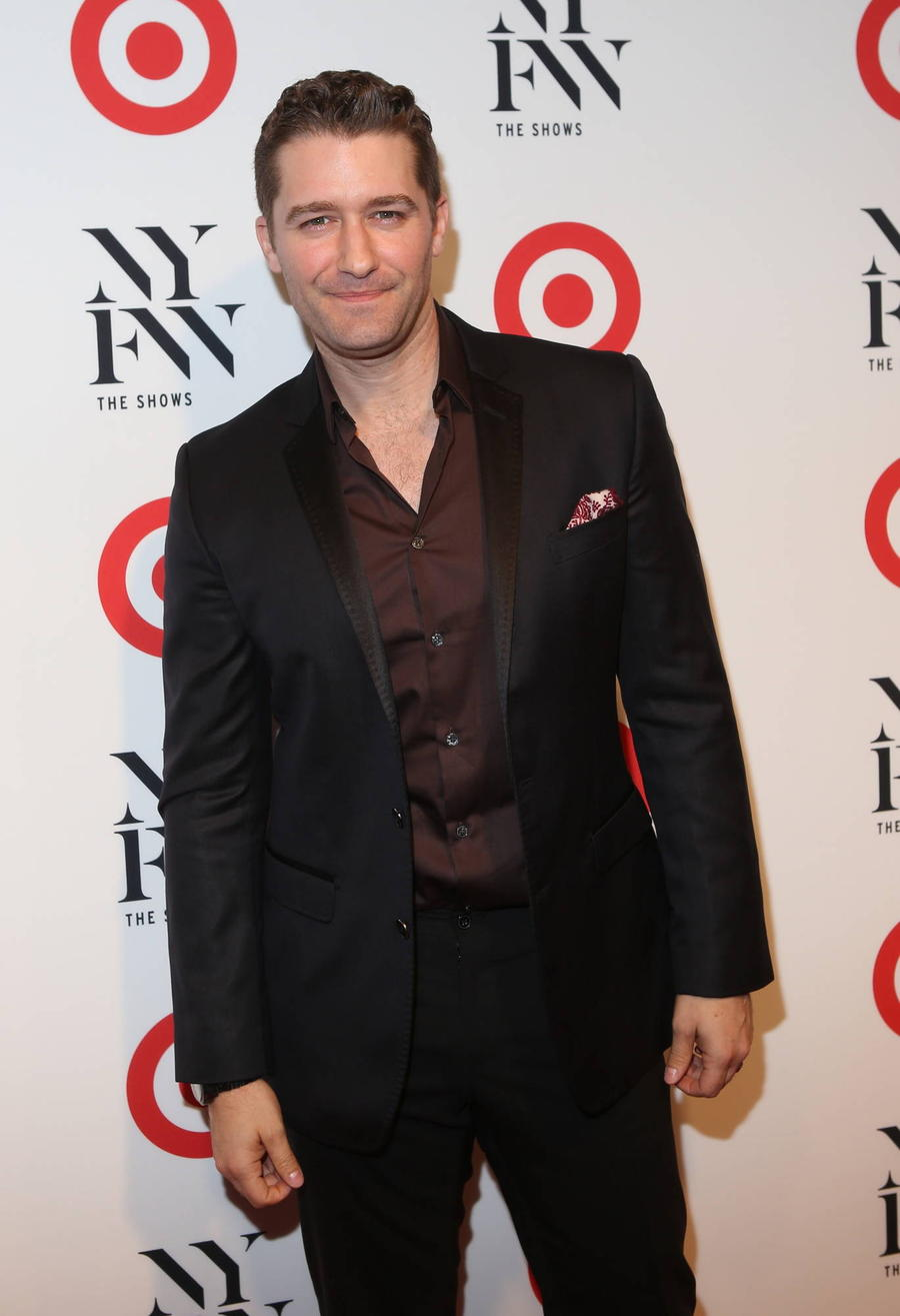 Matthew Morrison Settles Lawsuit With Former Acting Coach