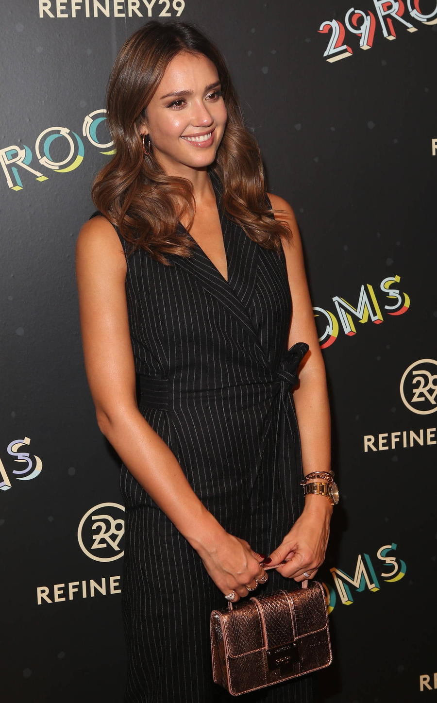 Jessica Alba: 'I Couldn't Control My Destiny As An Actress'