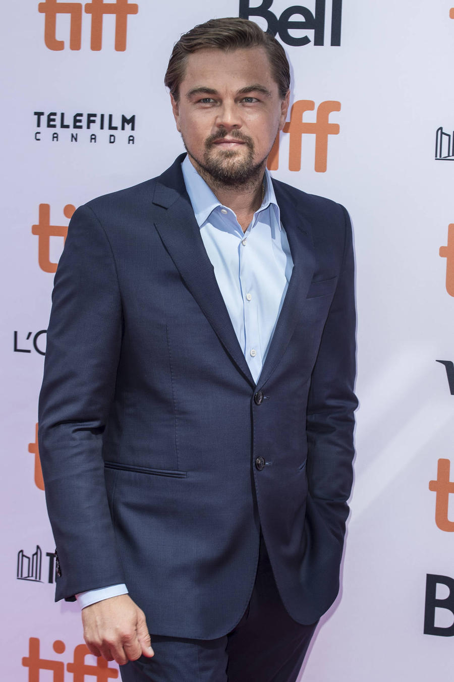 Leonardo Dicaprio Warns 'Oceans Being Pushed To The Brink'