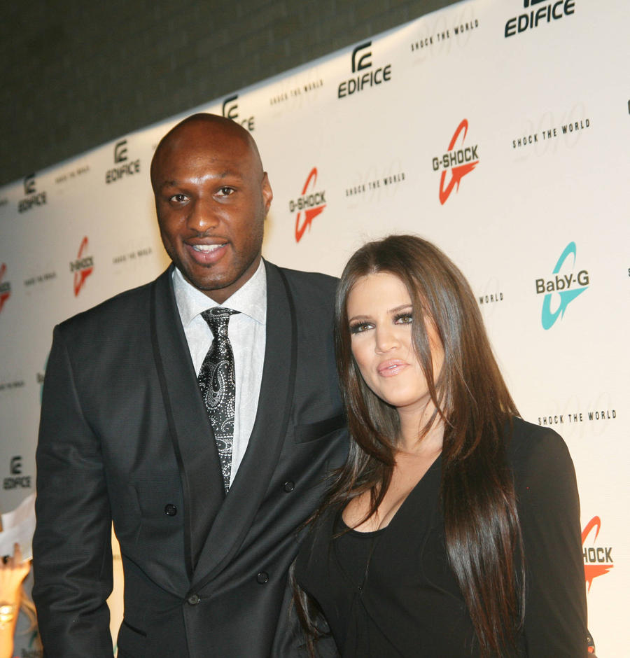 Lamar Odom Responds To Khloe Kardashian's Divorce Filing