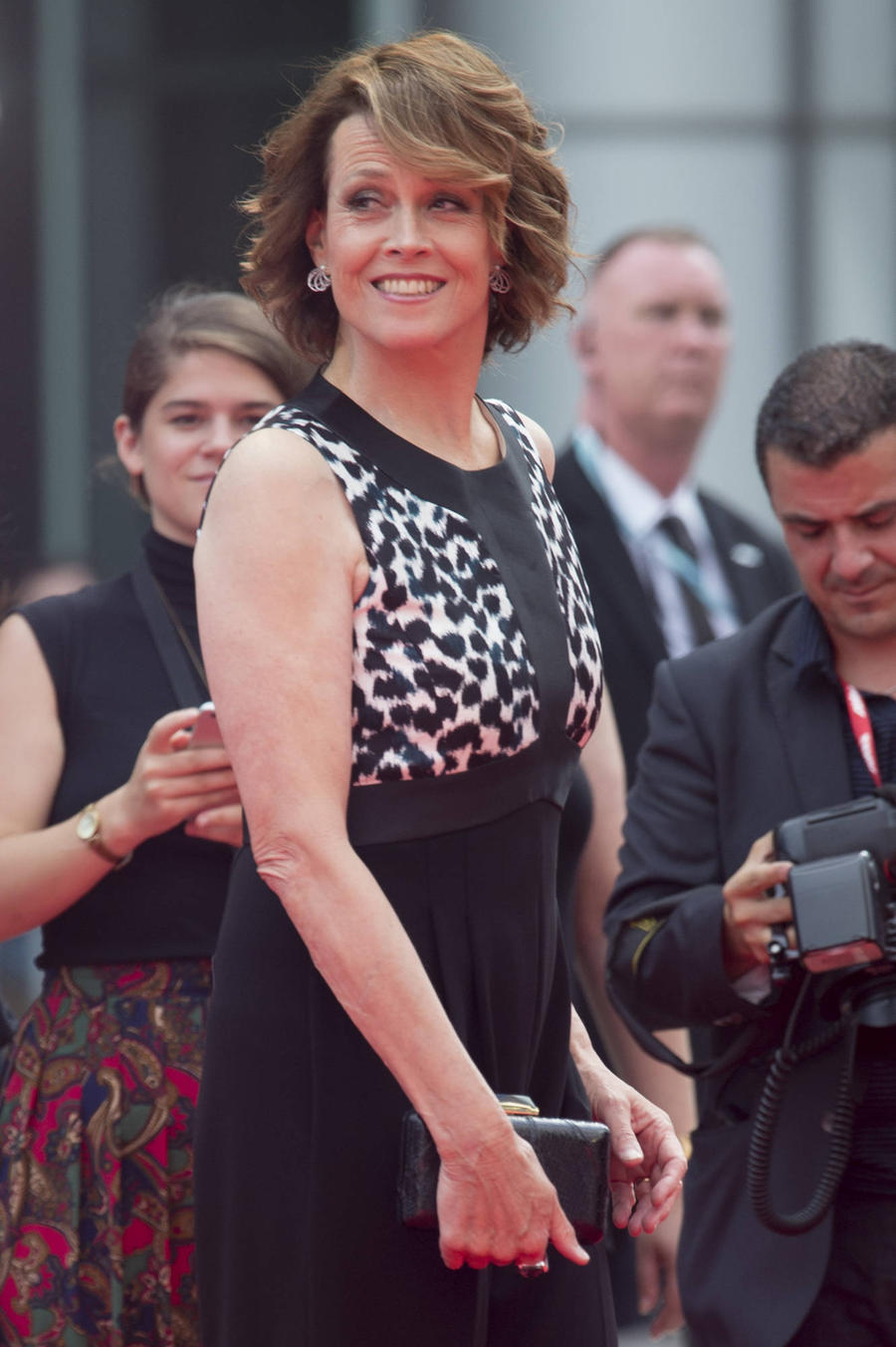 Sigourney Weaver: 'Men Have More Roles But They're Not Better Ones'