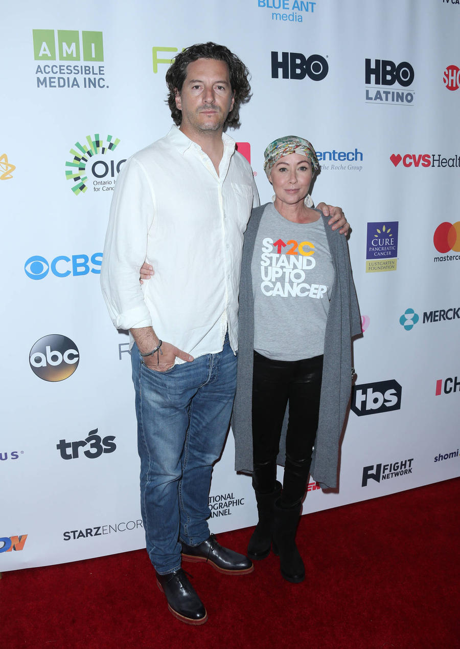 Shannen Doherty's Husband: 'Cancer Diagnosis Ruined Our Sex Life'