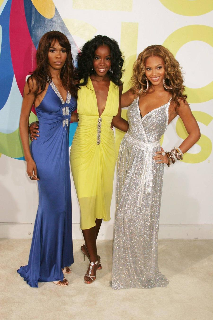 Destiny's Child Back On Top Of U.s. Charts