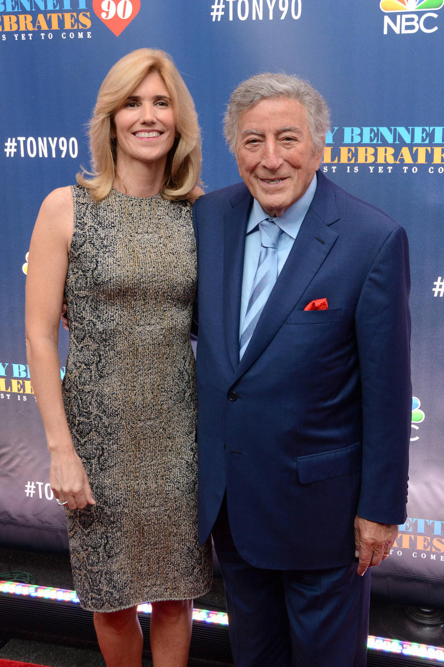 Tony Bennett 'Met' His Wife Before She Was Born