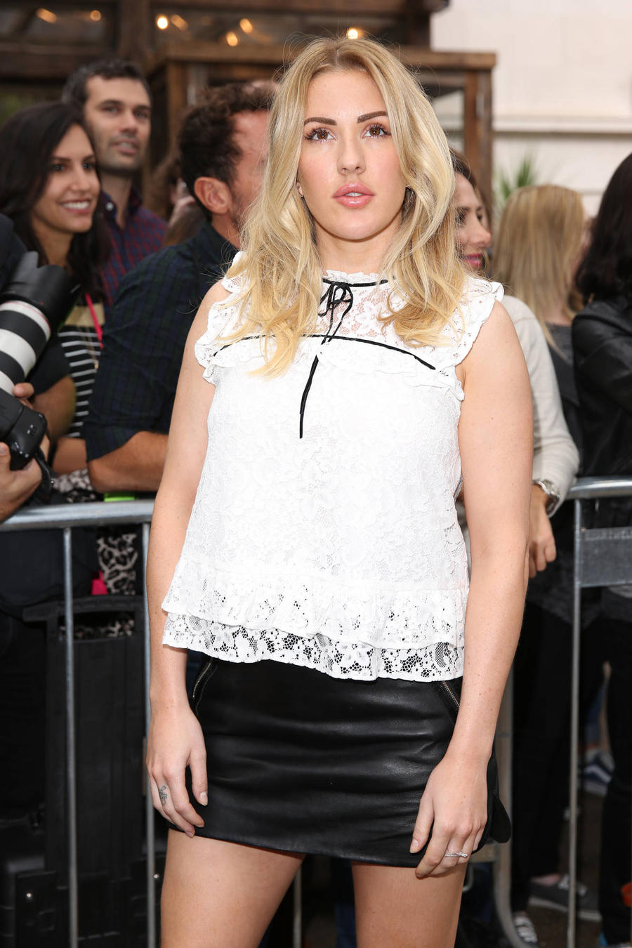 Ellie Goulding Felt Body 'Give Up' During Hectic Tour