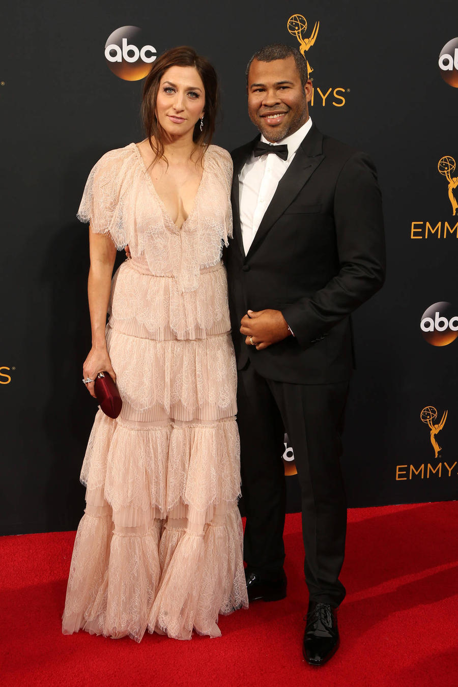 Jordan Peele And Chelsea Peretti Expecting A Baby
