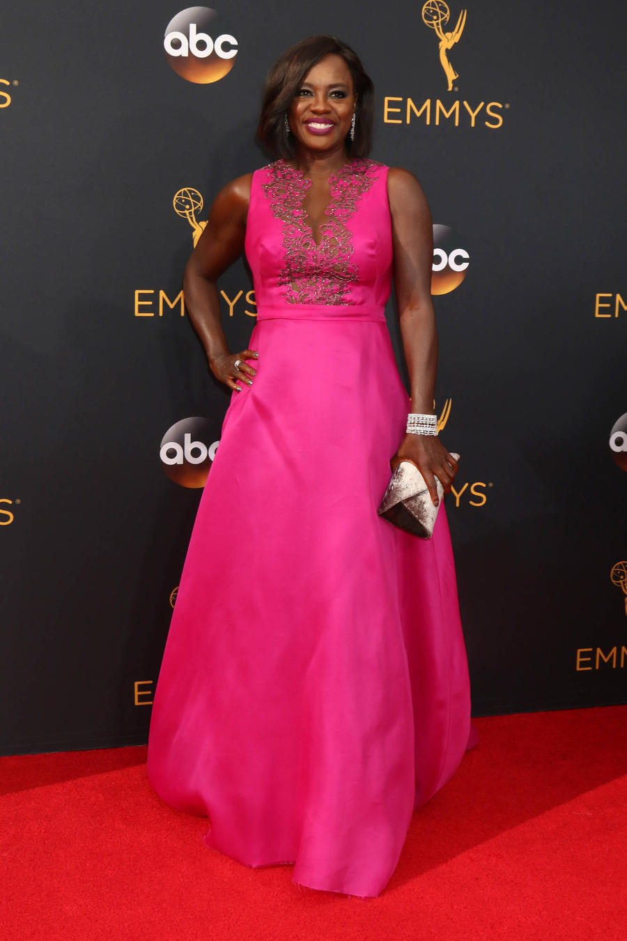 Viola Davis: 'We Are All Affected By Sexual Assault'