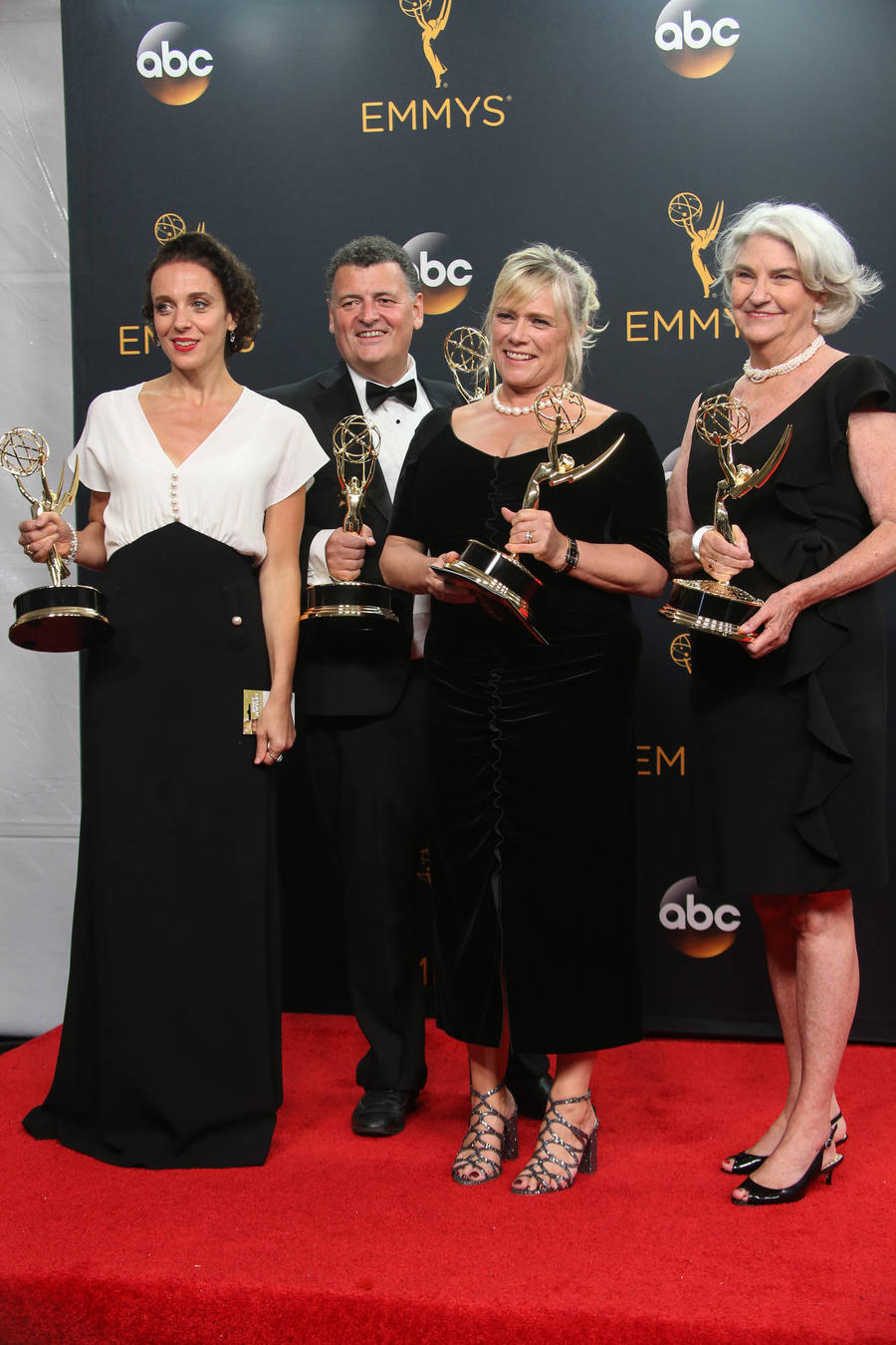 Amanda Abbington Was 'Robbed' At The Emmy Awards