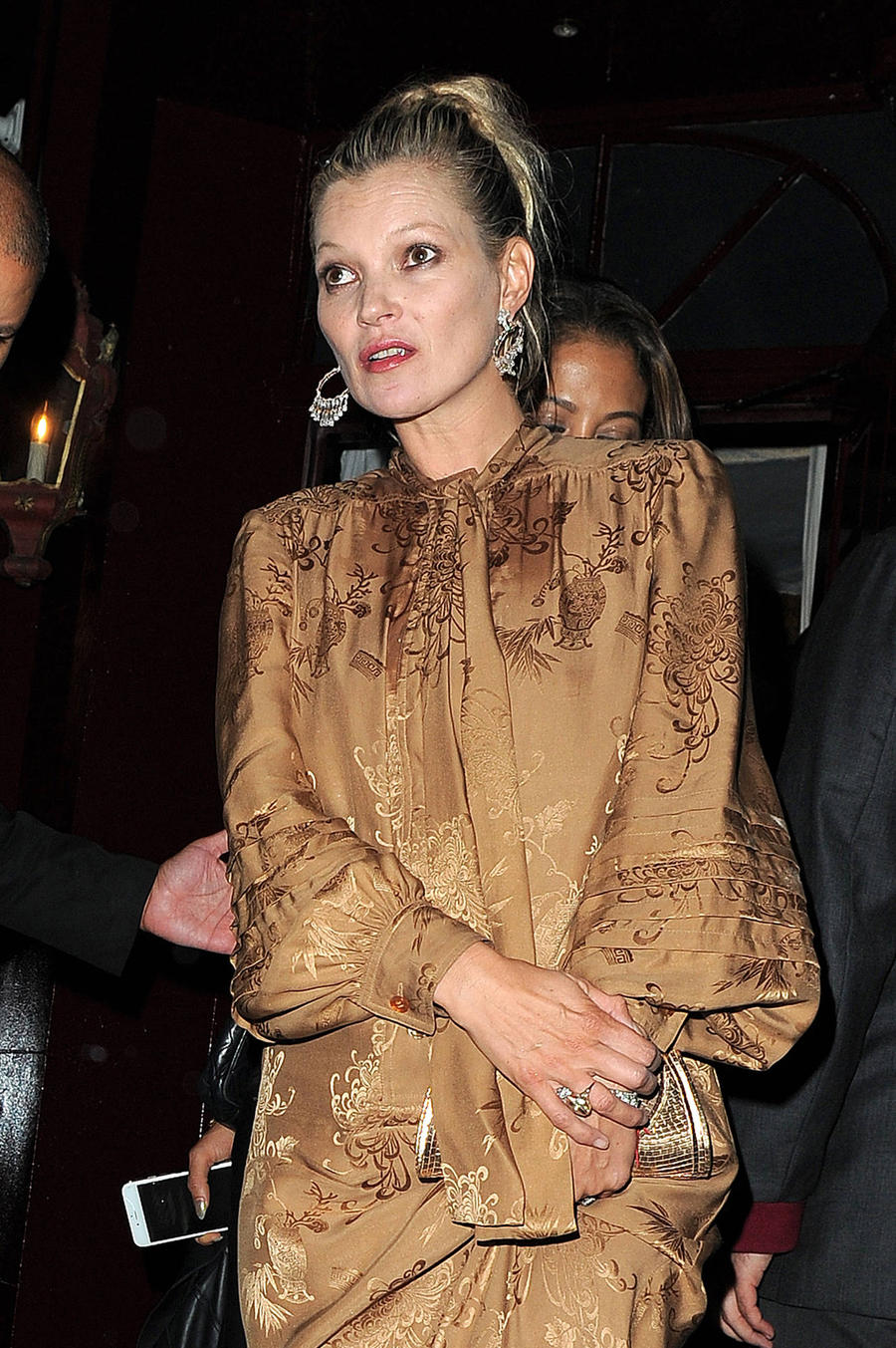 Private Kate Moss Photos Leaked After Sister's Site Is Hacked