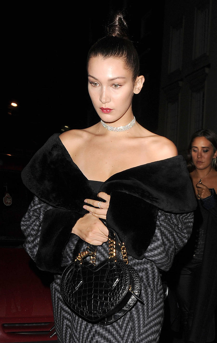 Bella Hadid: 'I Didn't Lose Weight On Purpose'