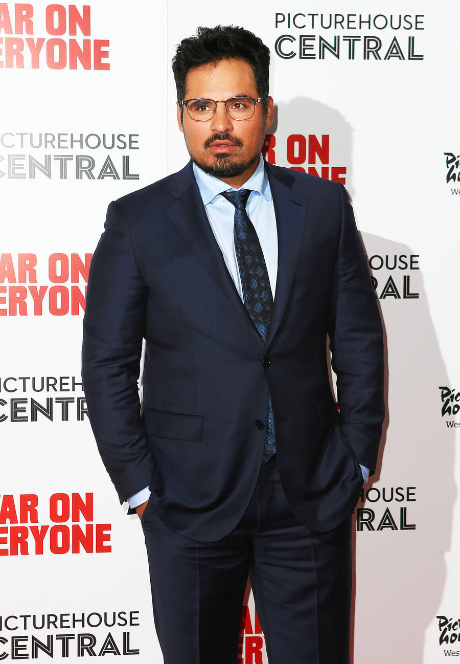 Michael Pena Getting In The Saddle For Horse Soldiers