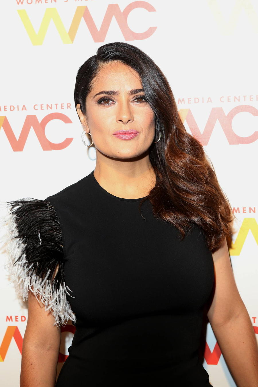 Salma Hayek Relieved Kim Kardashian's Children Escaped Robbery Drama