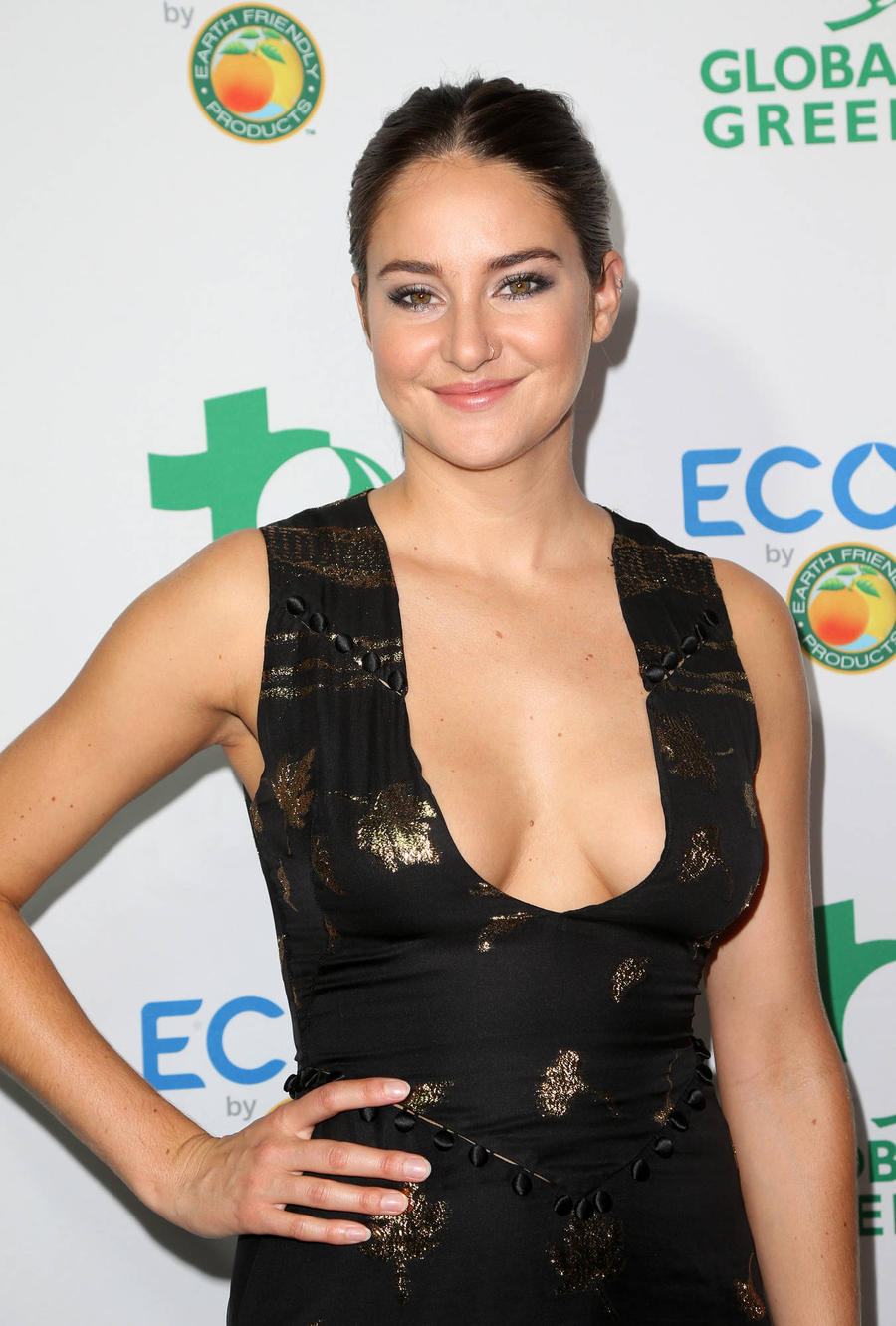 Shailene Woodley Offers Up Poetic Statement Following Arrest