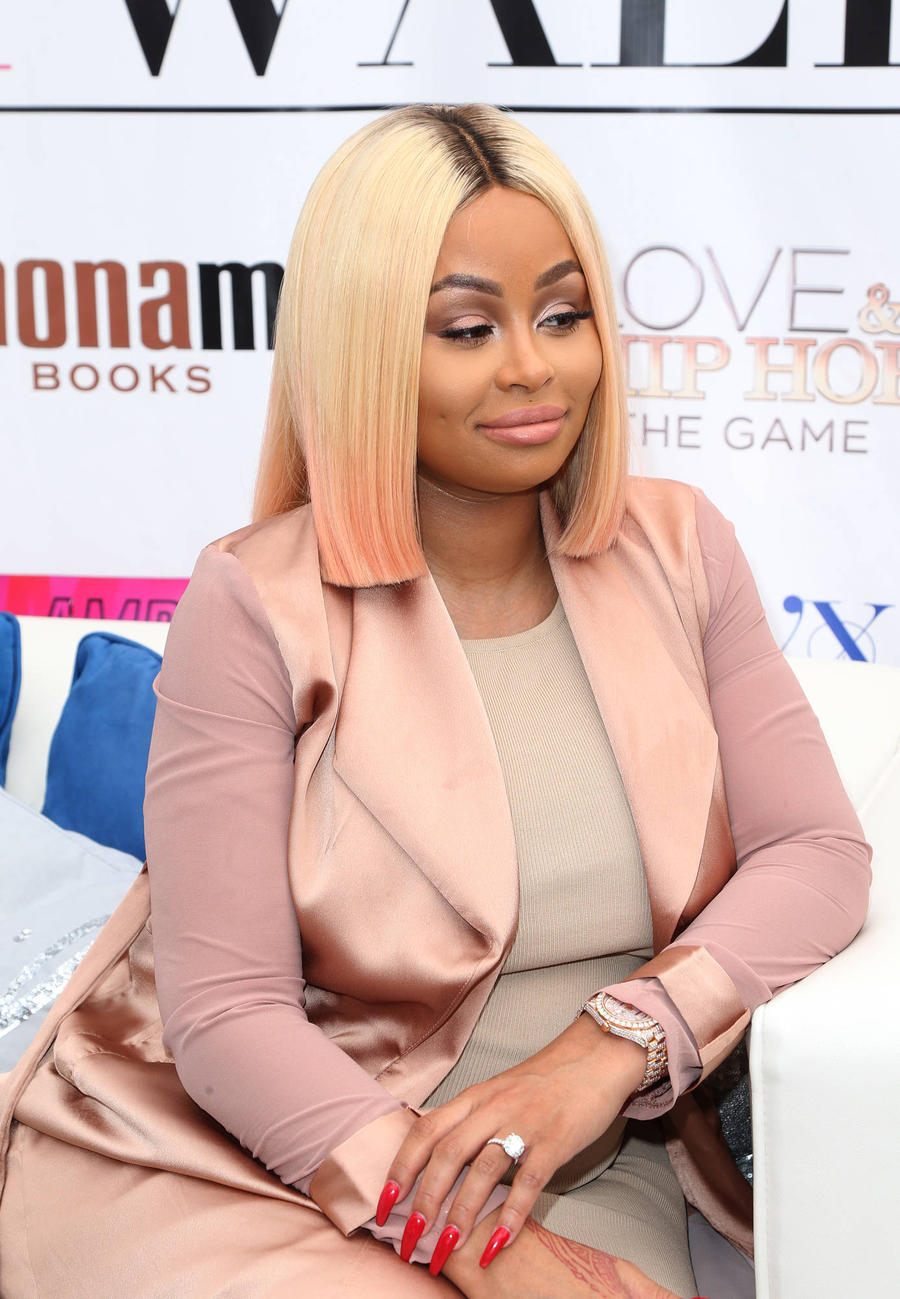 Blac Chyna Sheds 23 Pounds Since Baby Dream's Birth