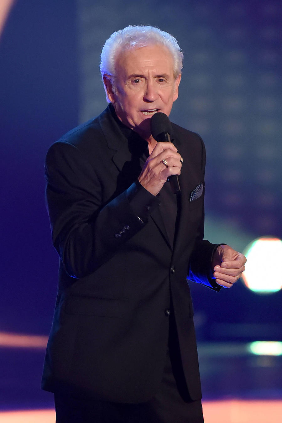 Tony Christie Left Shaken After Tour Bus Gang Attack