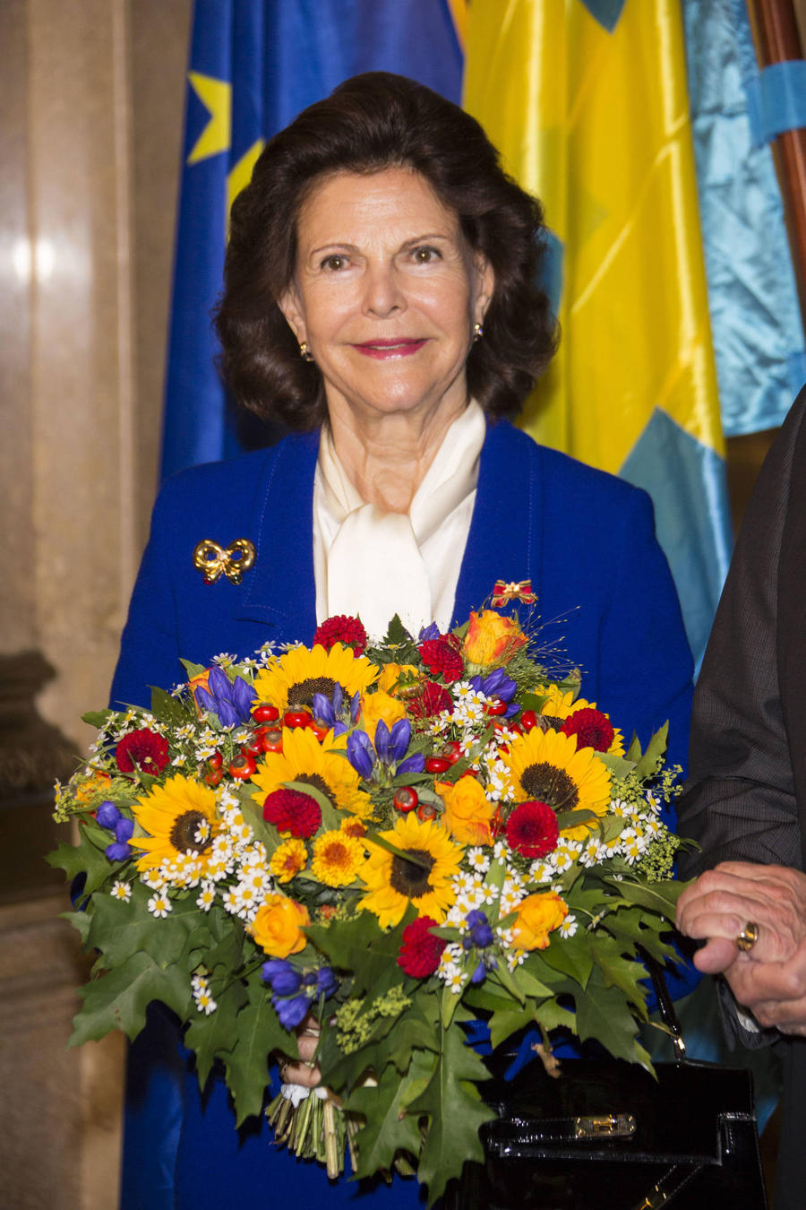 Sweden's Queen Silvia Back At Home After Birthday Hospitalisation