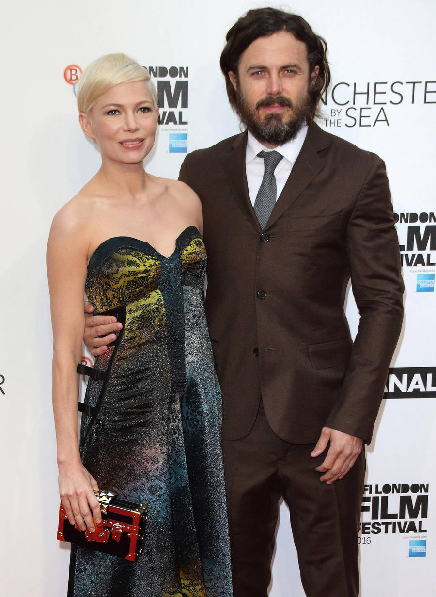 Michelle Williams And Casey Affleck To Receive Cinema Vanguard Award
