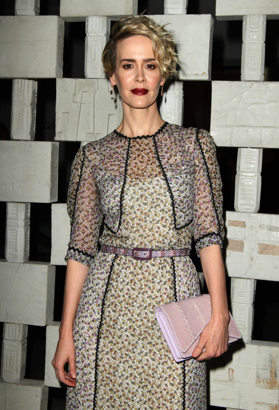 Sarah Paulson Refuses To Watch Any Of Her Tv And Film Work