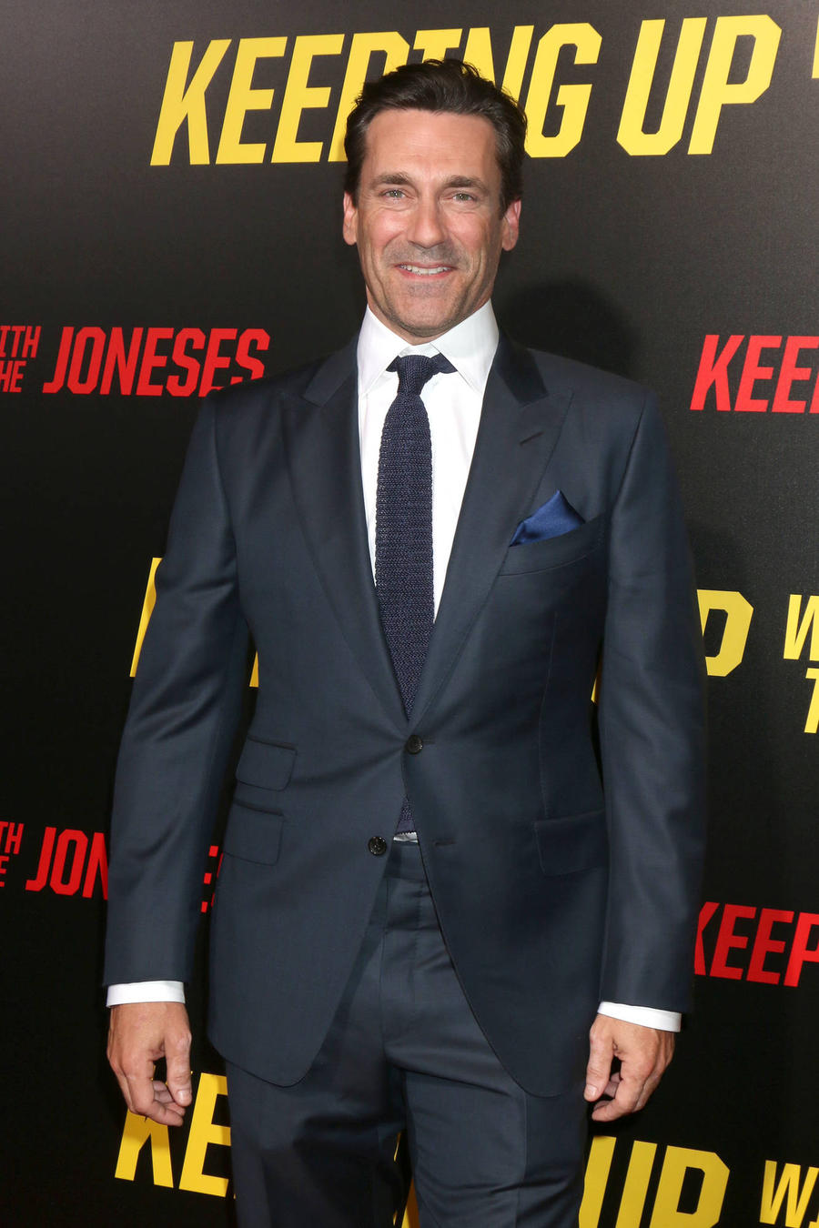Jon Hamm: 'I'm Not Opposed To Having Children'