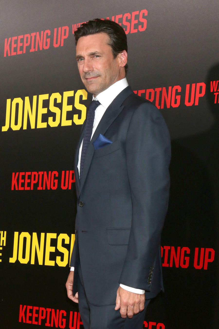 Jon Hamm Saved Neighbour After Ladder Fall