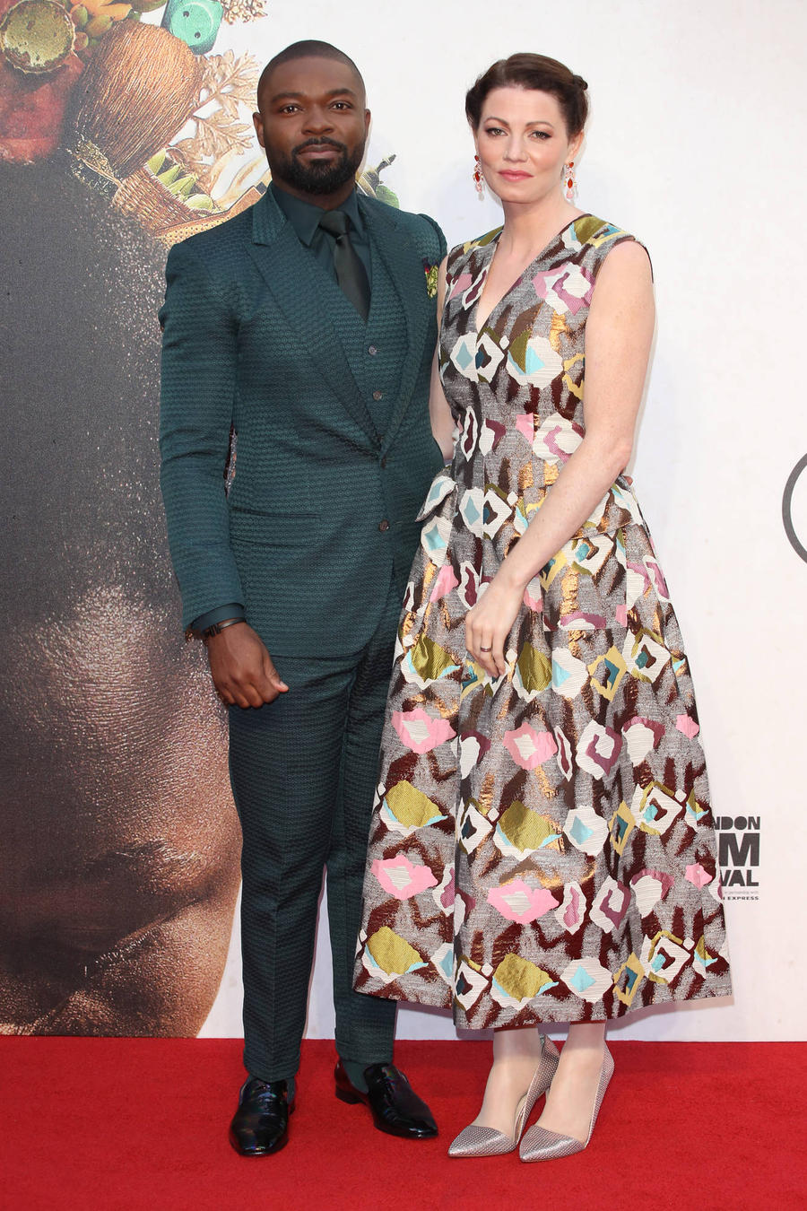 David Oyelowo's Wife Was Not Happy About His Romance In A United Kingdom