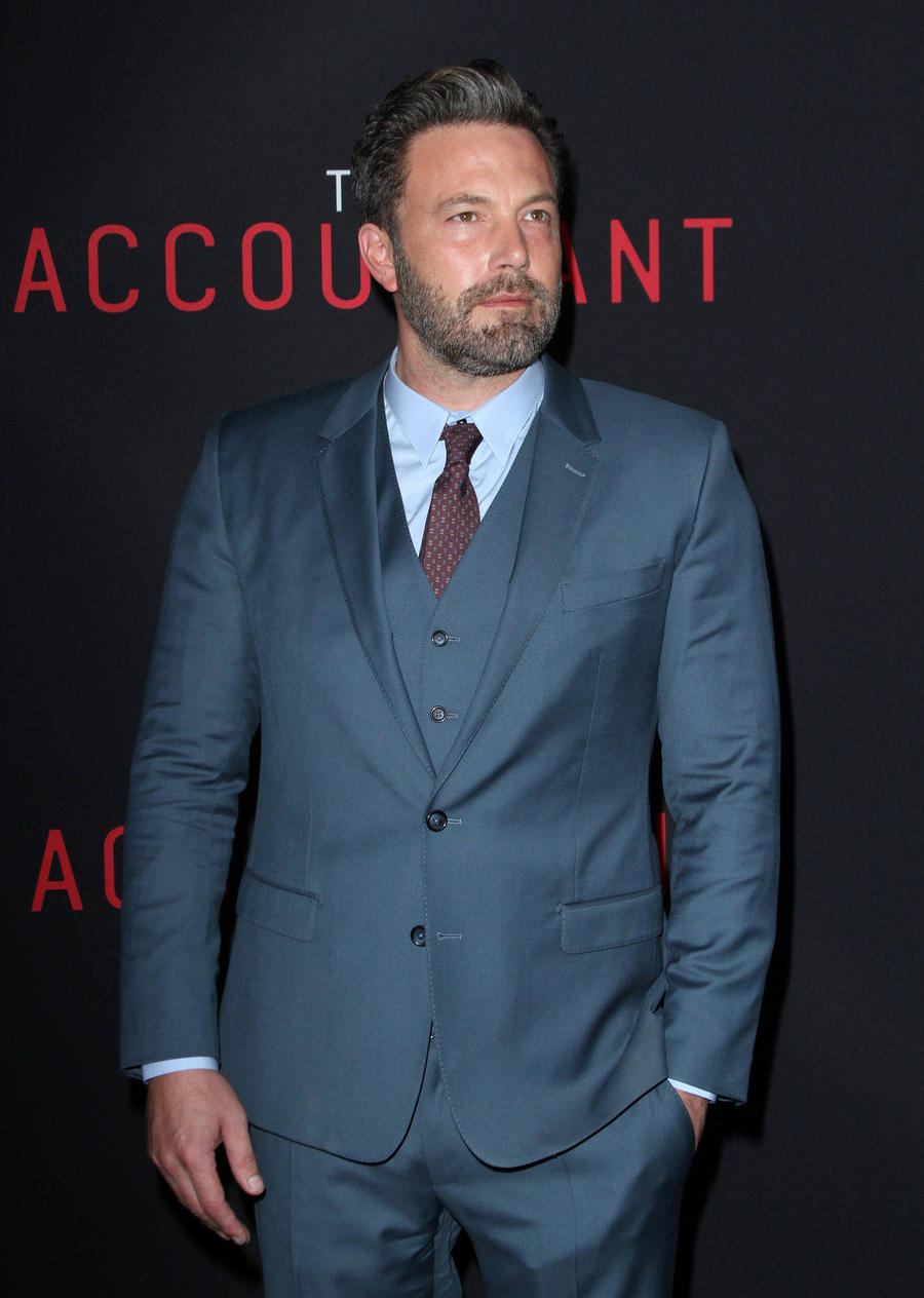 Ben Affleck: 'I'm Now The Best I Can Be'