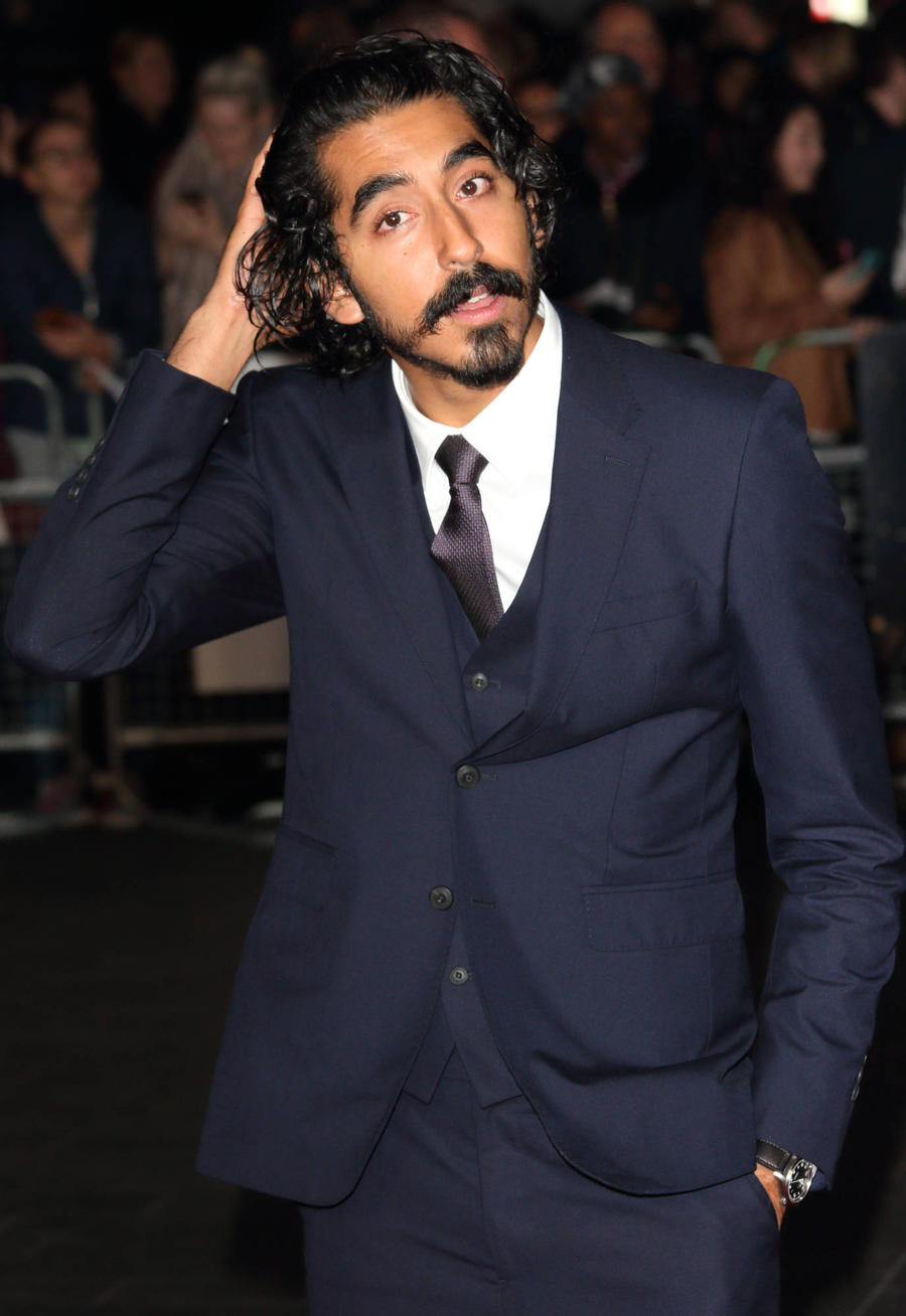 Dev Patel Is Frightened Of Blockbuster Roles