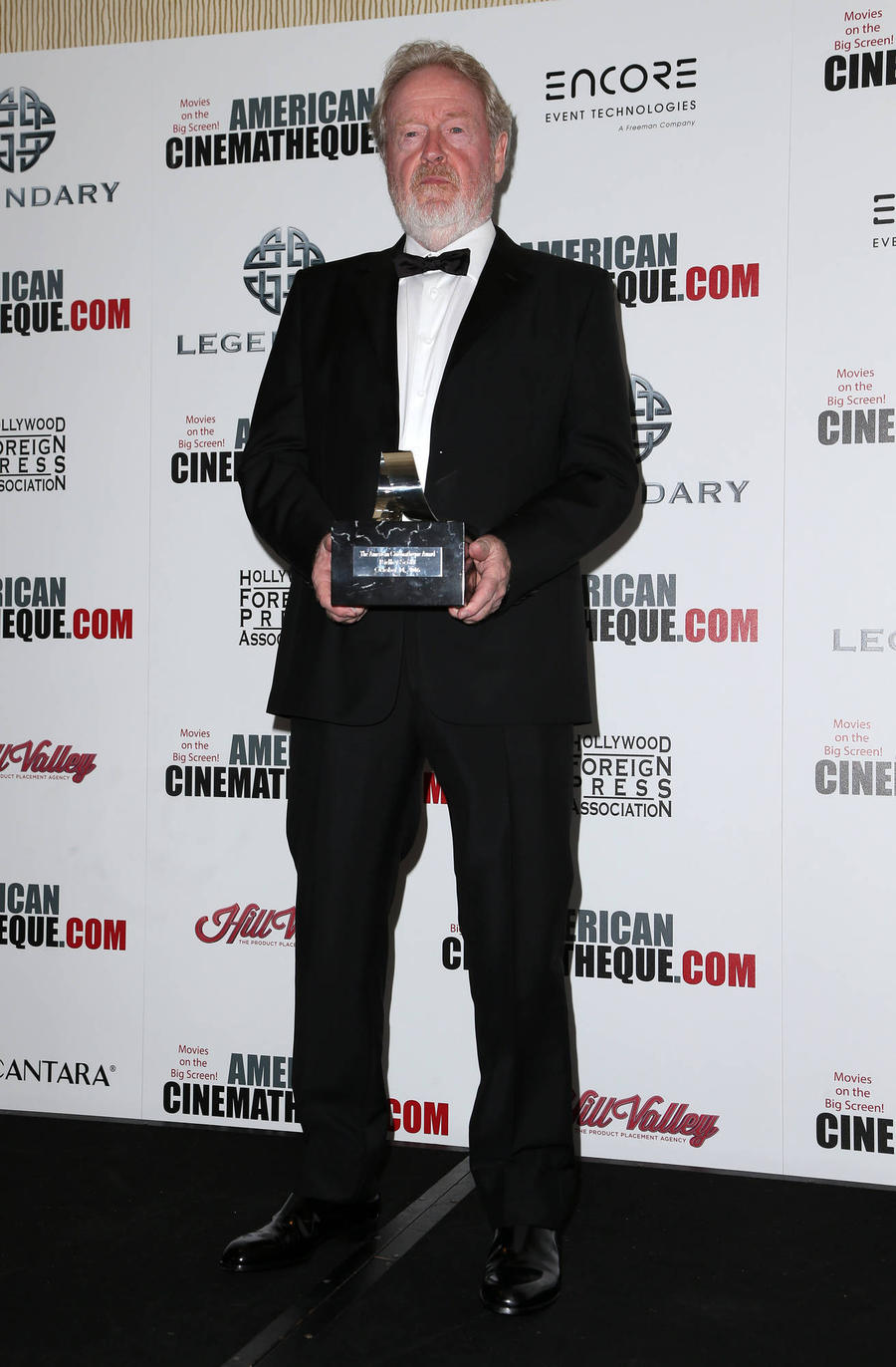 Ridley Scott Honoured With American Cinematheque Award