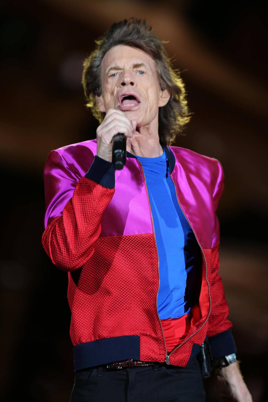 Mick Jagger's Laryngitis Forces Rolling Stones To Cancel Concert