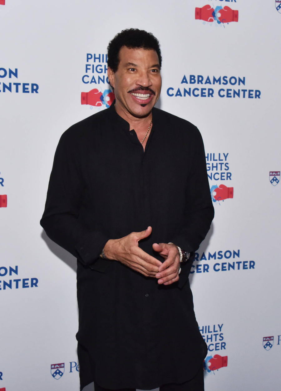 Lionel Richie Producing Sammy Davis Jr. Biopic