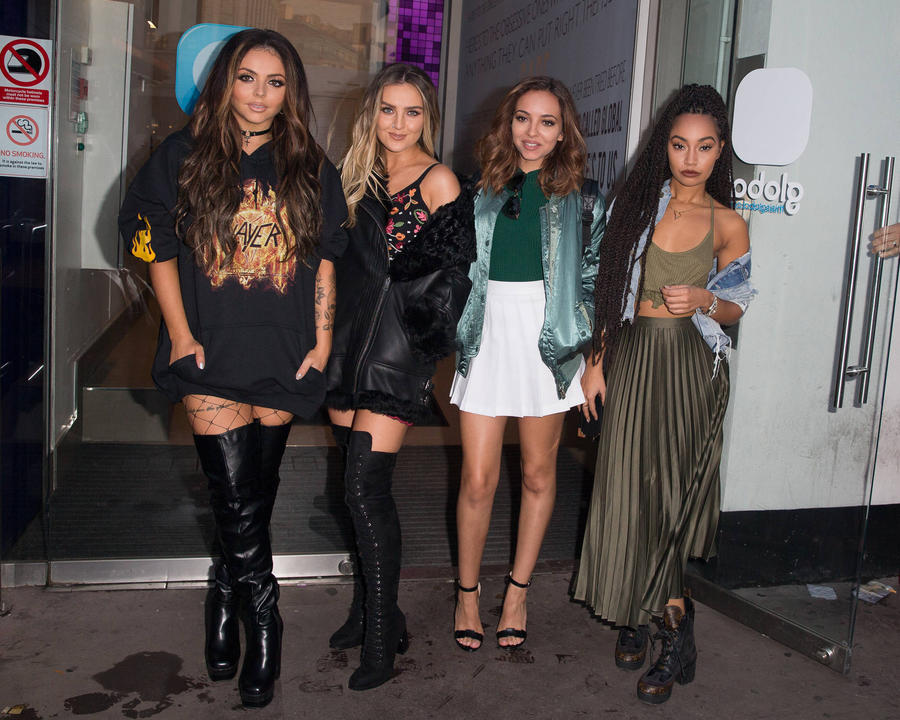 Little Mix Accused Of Copying Group G.r.l's Hit Song