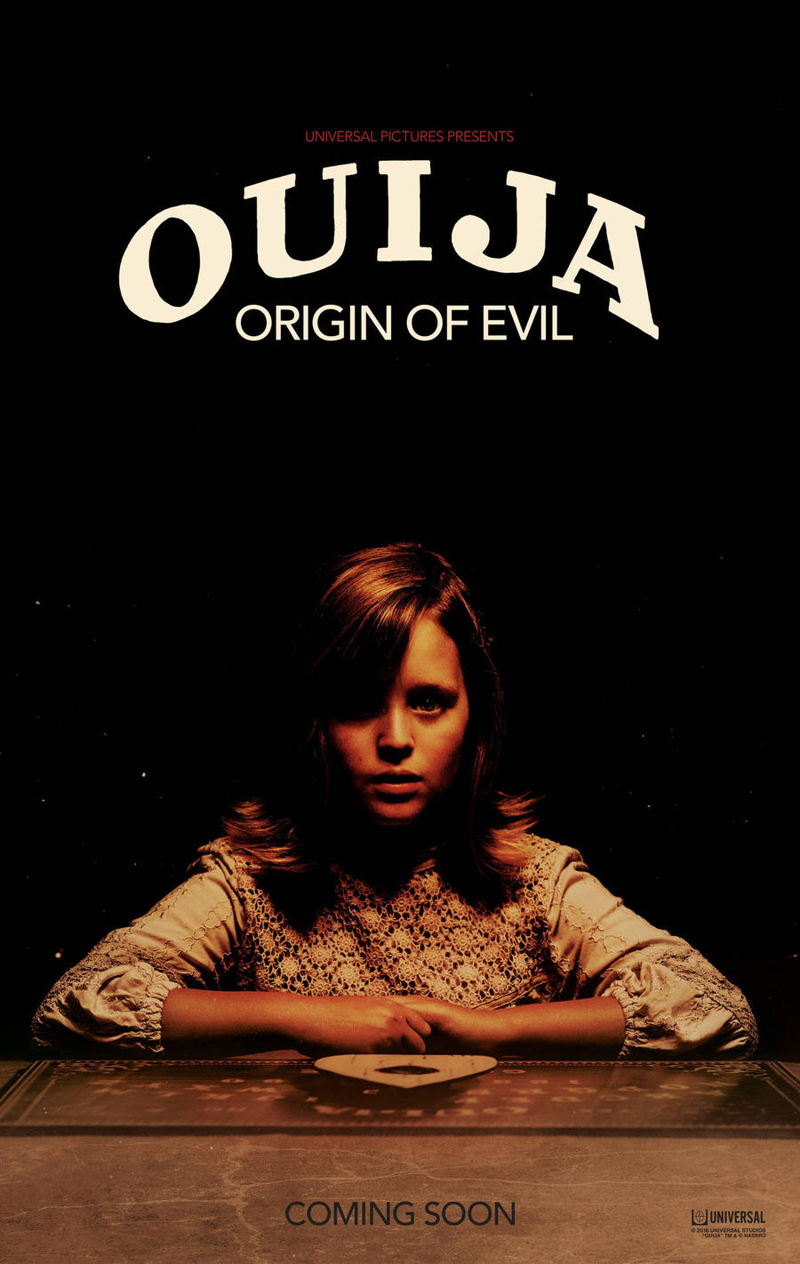 Ouija: Origin Of Evil: 'My Creepy Young Star Is One To Watch In Hollywood'