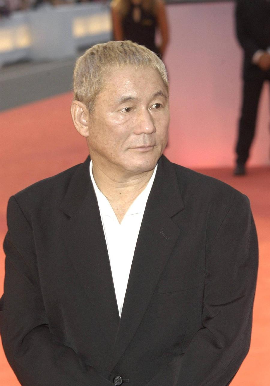 Takeshi Kitano Awarded Top French Honour