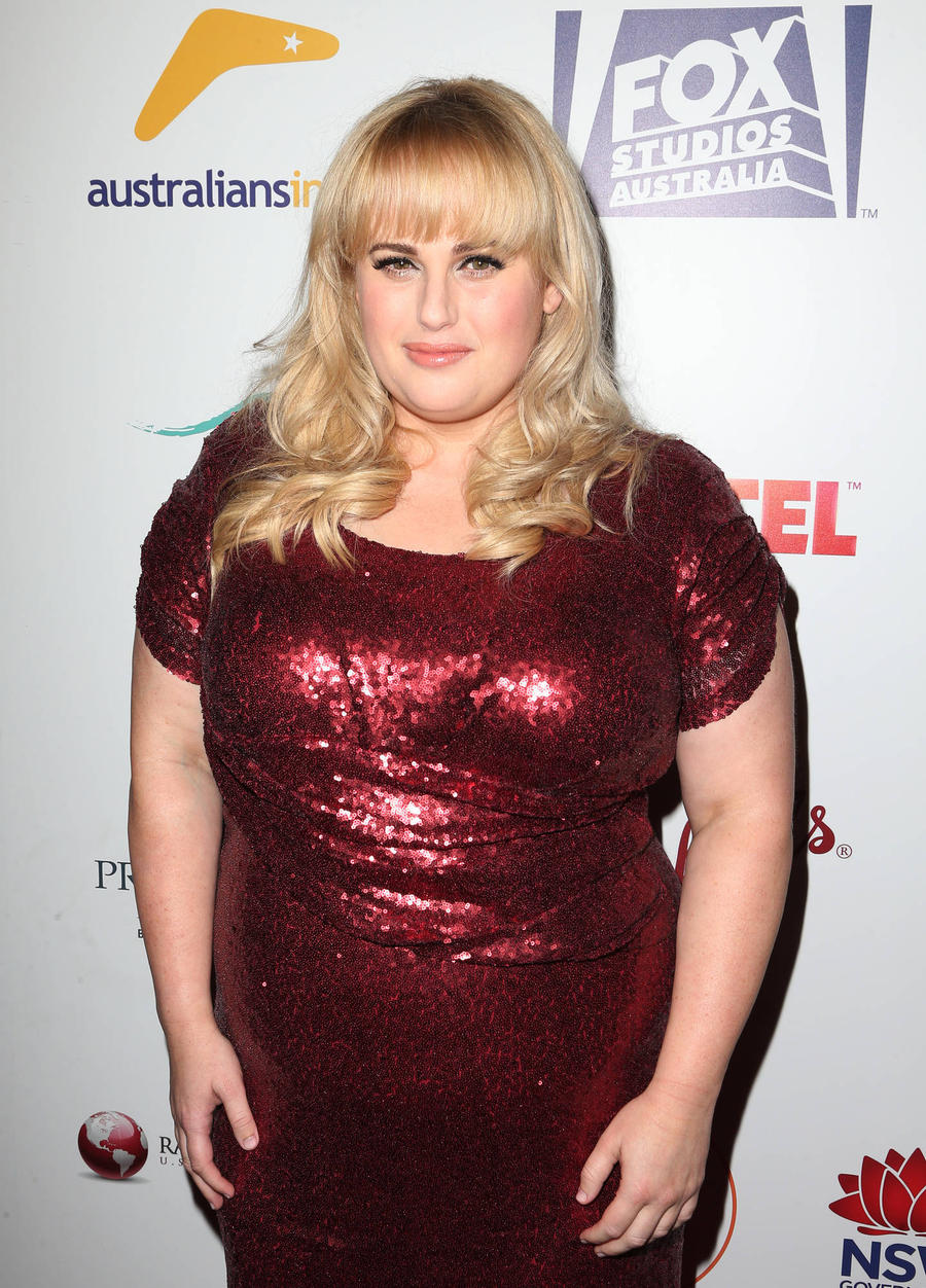 Rebel Wilson Wins Trailblazer Prize At Australians In Film Awards