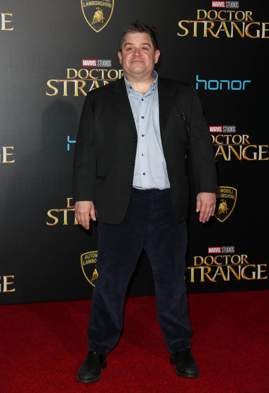 Patton Oswalt Feared He Couldn't Handle Being A Single Dad