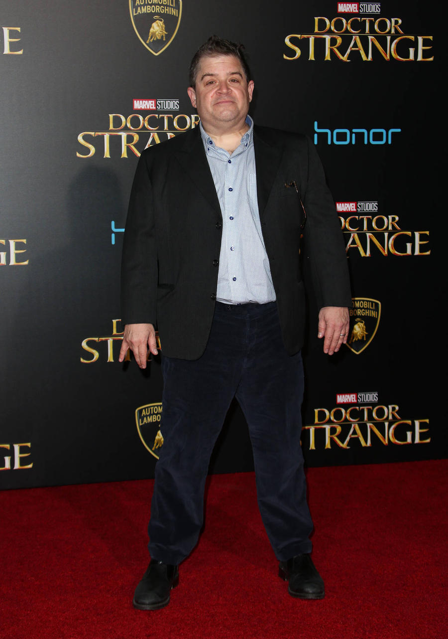 Patton Oswalt Praises Daughter For Coping After Mother's Death