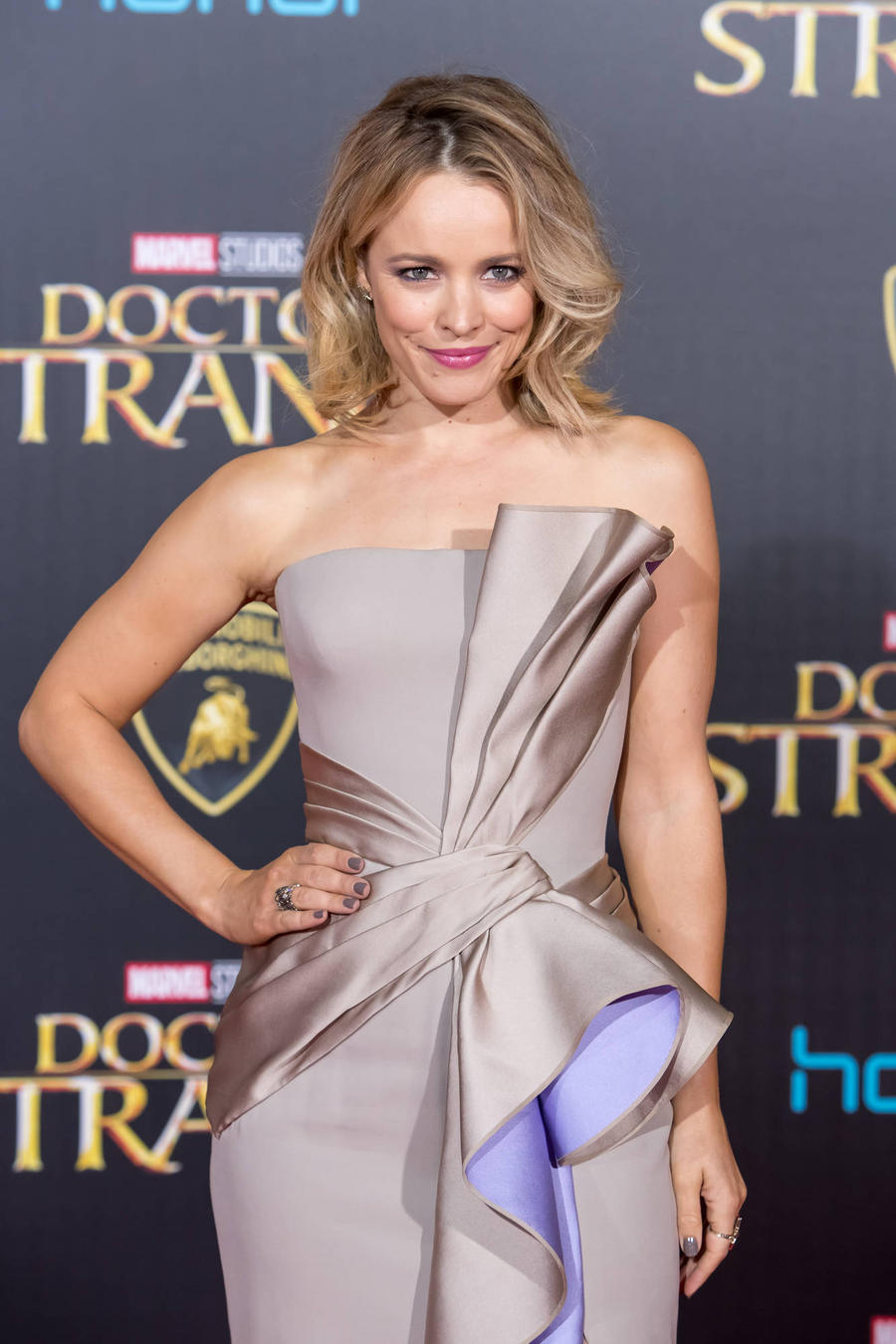 Rachel Mcadams Credits Benedict Cumberbatch's Emotional Doctor Strange For Movie Tears