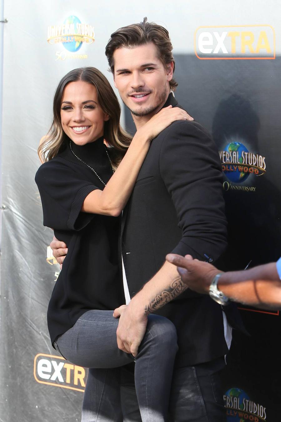 Jana Kramer's Dancing With The Stars Partner Has The Flu