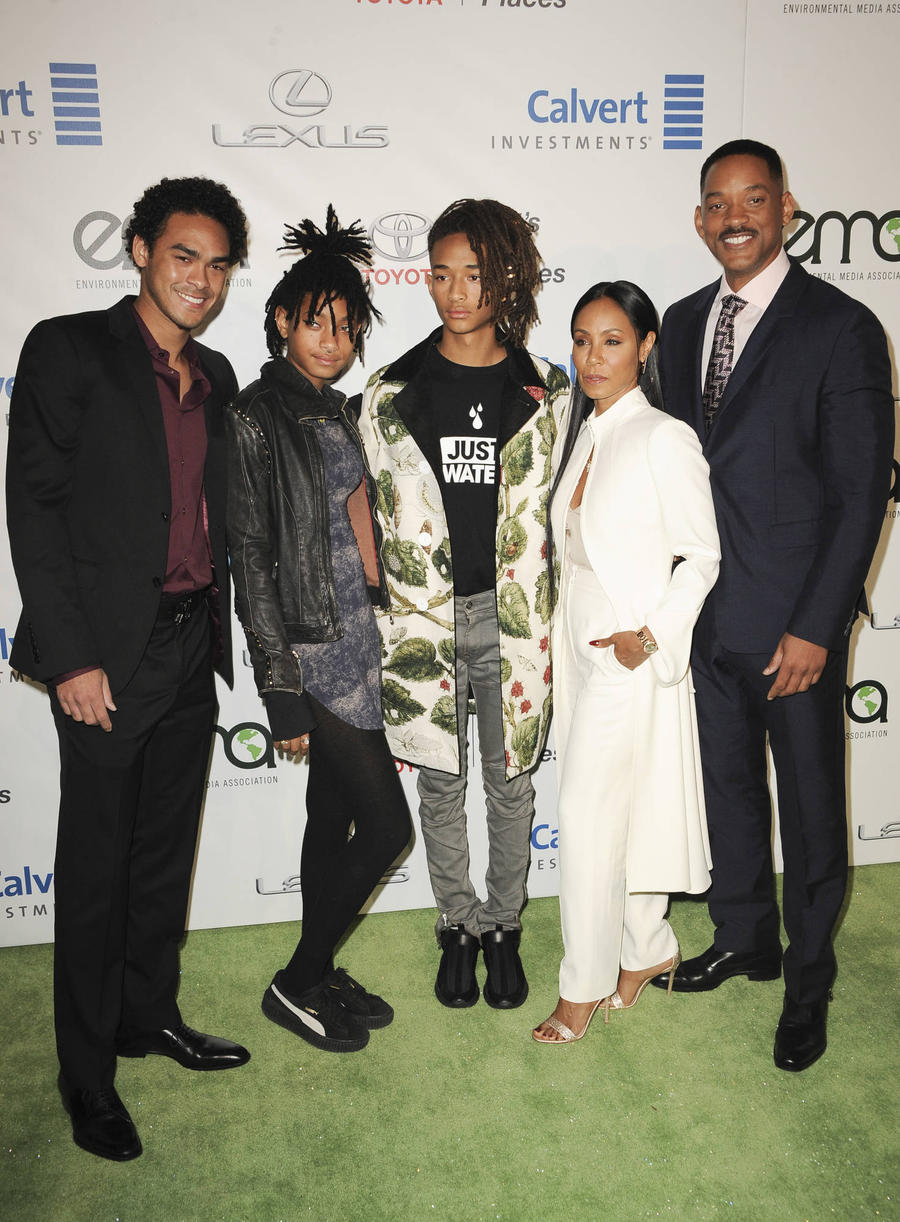 Jaden Smith And Shailene Woodley Honoured At Environmental Awards