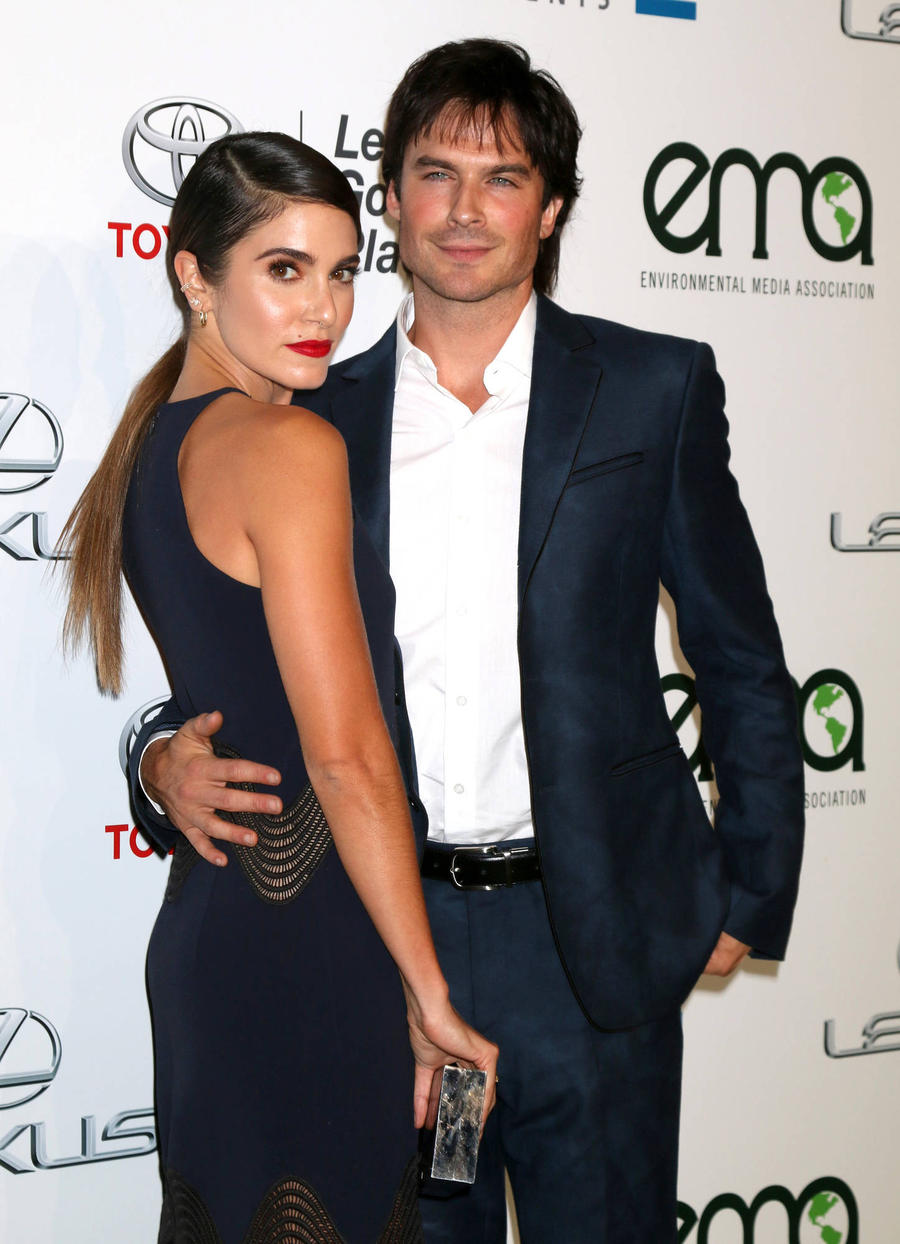 Ian Somerhalder And Nikki Reed Land Production Deal
