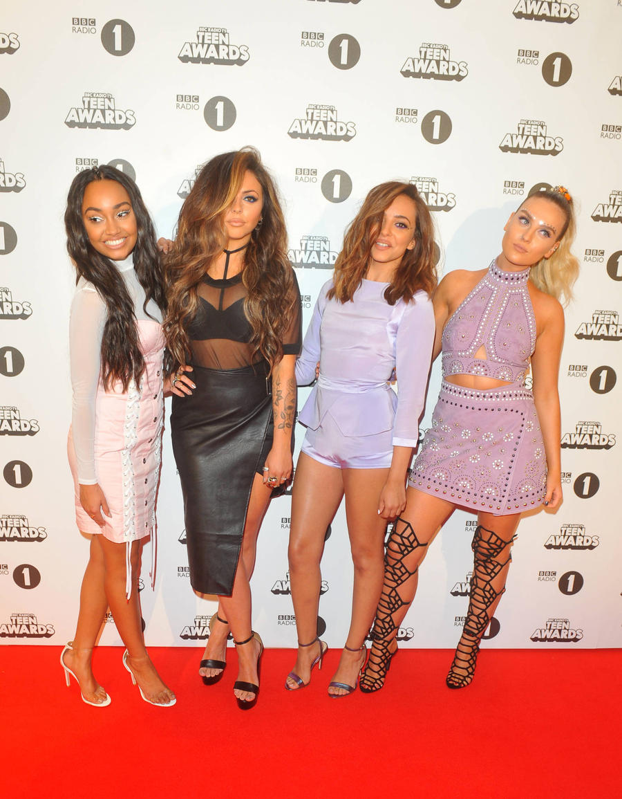 Little Mix Finally Respond To G.r.l. Comparisons