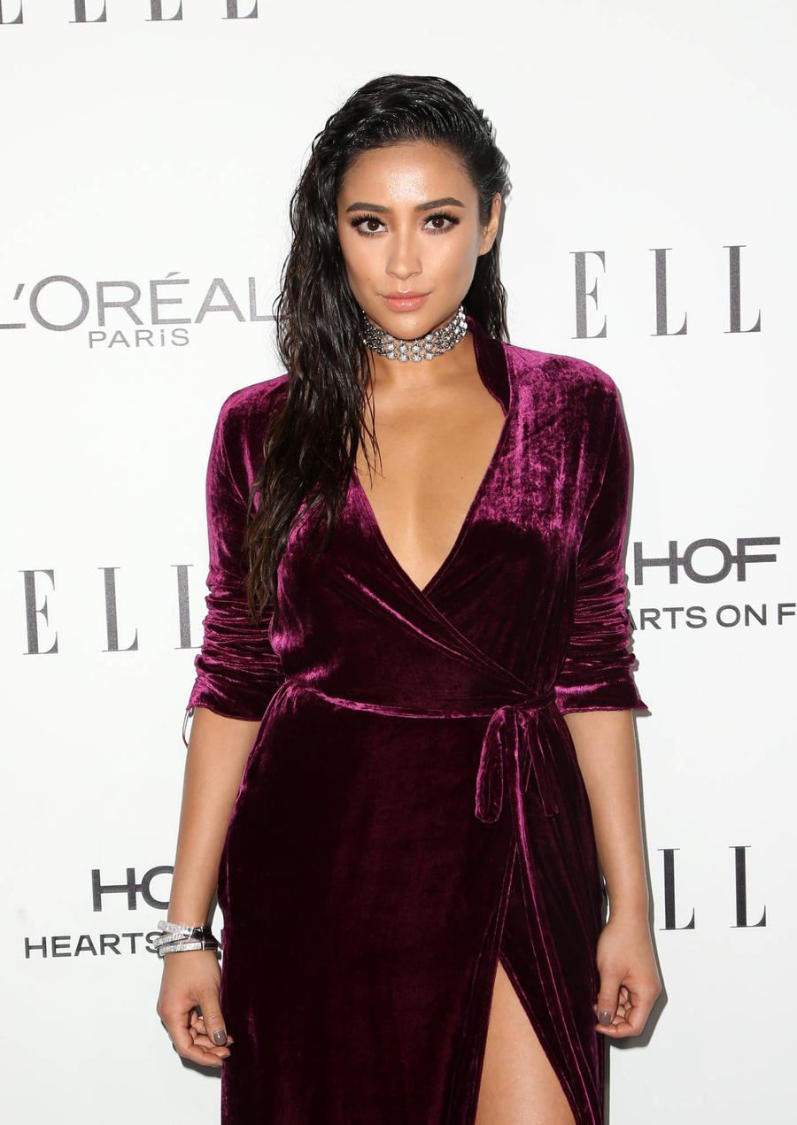 Shay Mitchell 'Devastated' To Miss Troian Bellisario's Wedding