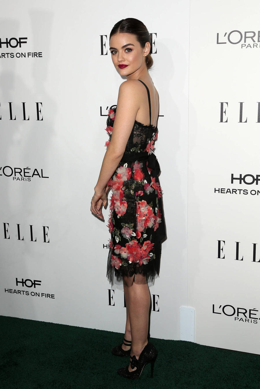 Lucy Hale Breaks Silence After Topless Pictures Leak