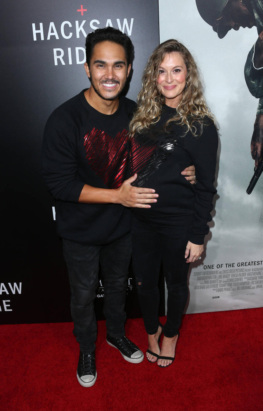 Carlos And Alexa Penavega Debut Baby Boy Online