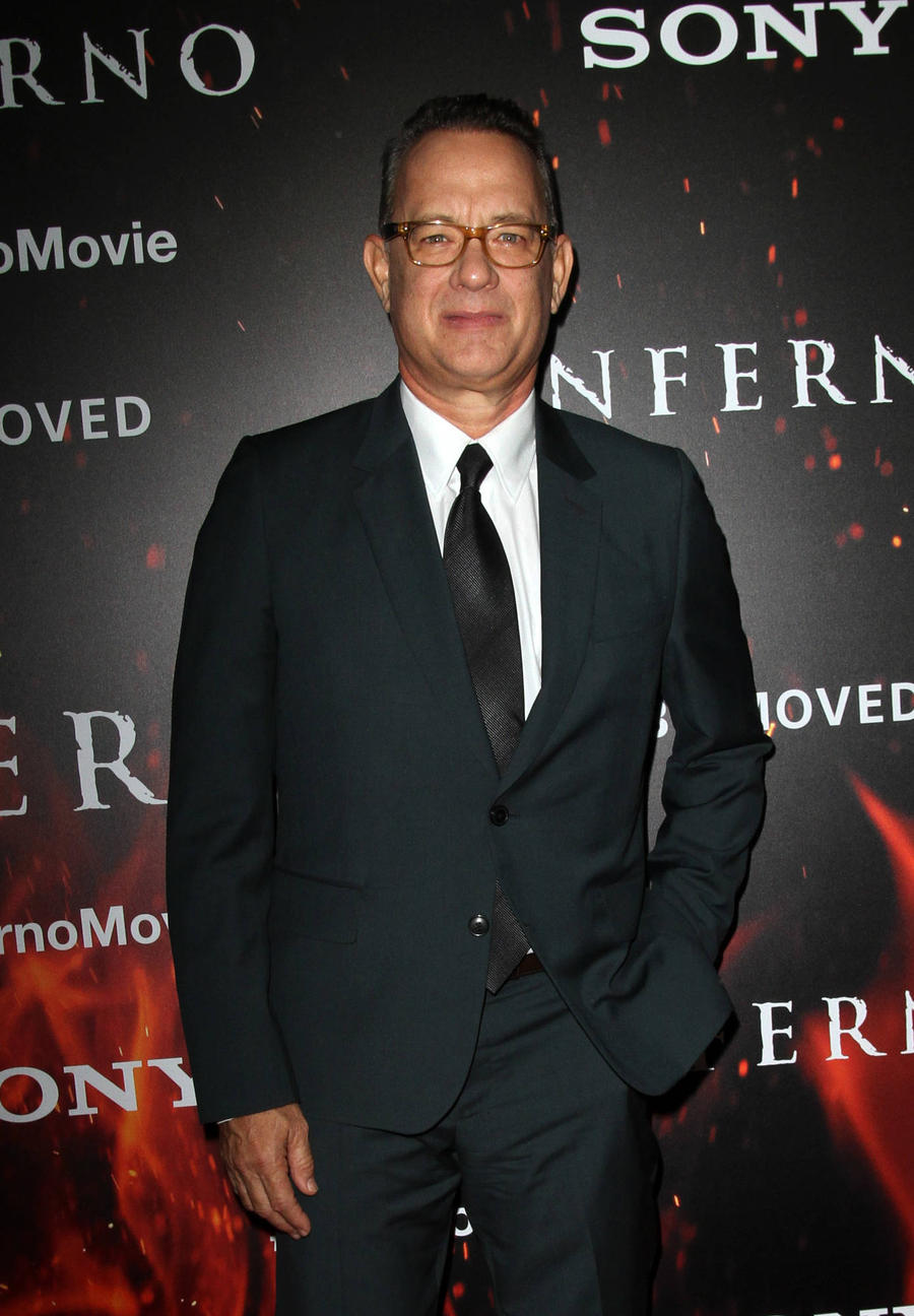 Tom Hanks Jokingly Chastised Ron Howard For Inferno Head Smash