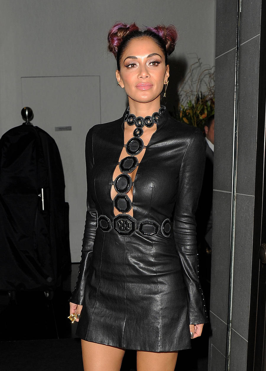 Nicole Scherzinger Turned Down Nude Movie Role